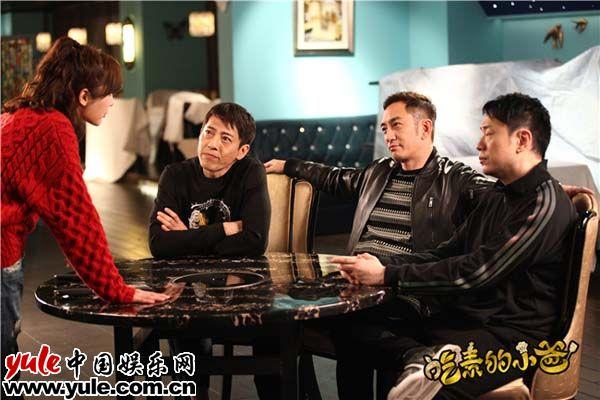 《吃素的小爸》方言大乱炖 TVB老戏骨原音重现